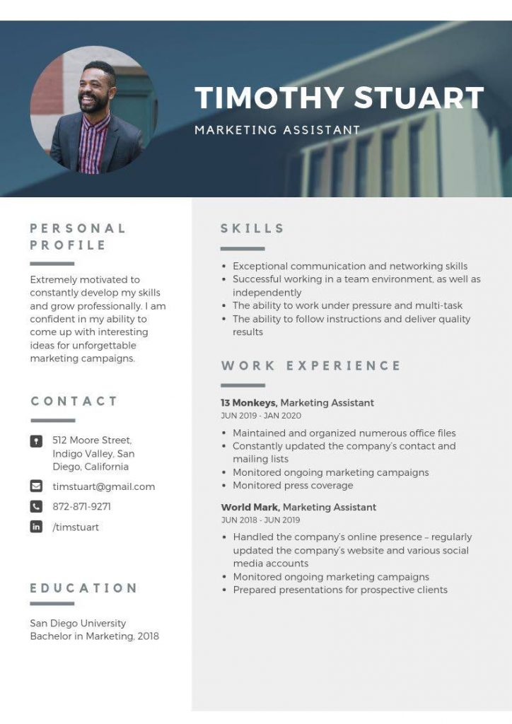 What You Need To Know About Fancy Resume Templates Carolyn